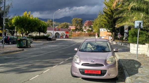 Аренда авто на Кипре: особенности и нюансы на примере