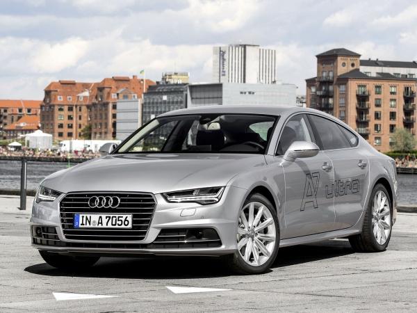 «Audi S6/S7» - теперь дизельные